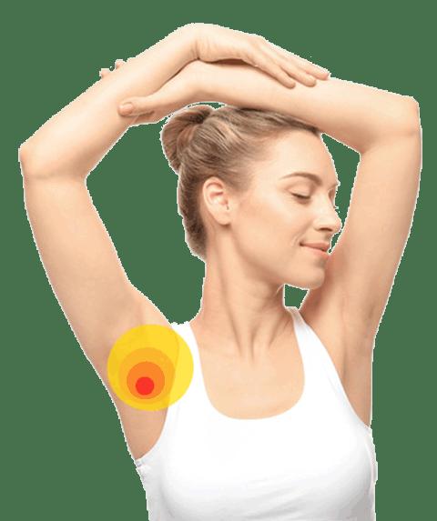 Мазь Илон применяется при воспалении потовых желез и для лечения гидраденита